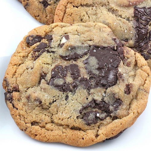 Chocolate Chip Cookies By Jacques Torres