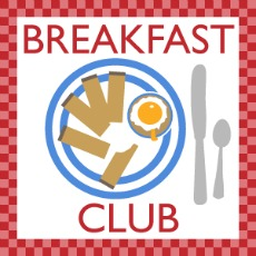 Breakfast Club Badge