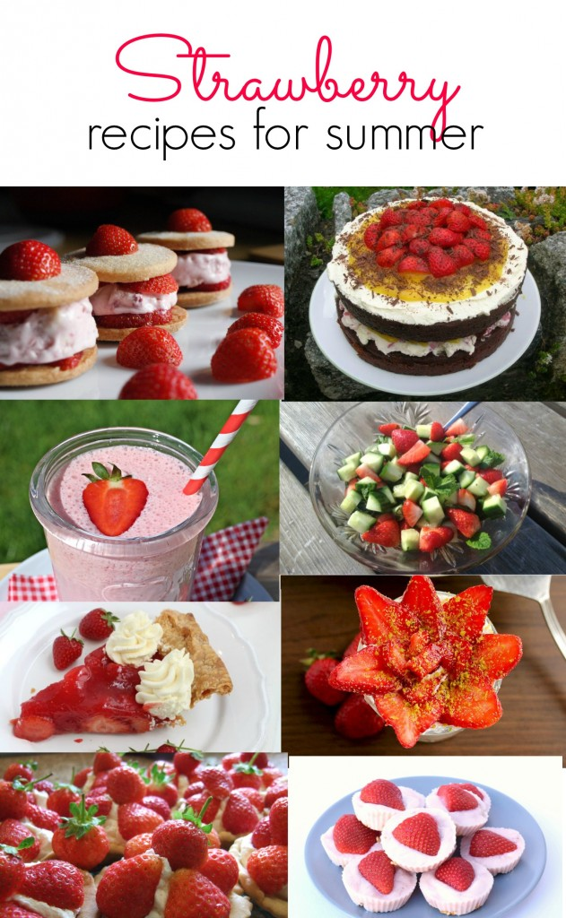 Strawberry Pie recipes