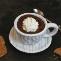 Cinnamon Spiced French Hot Chocolate
