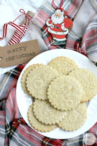 Christmas Cookies & Blogger Cookie Exchange